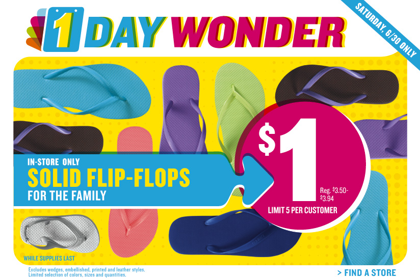 755bbd8bb89 Old Navy Flip Flops  1 – Saturday!