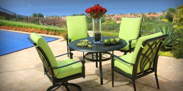 Epic I found this pany online that restores ca patio furniture called Patio Guys When you refinish your furniture you are saving anywhere from of