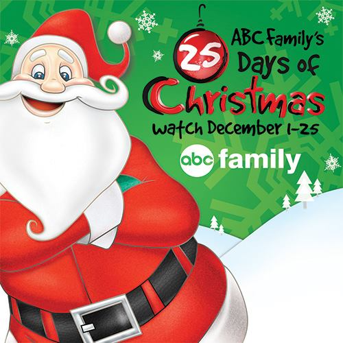 ABC Family's 25 Days of Christmas!!