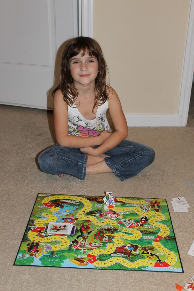 Uncle Wiggly Board Game