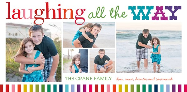 shutterfly christmas card - Family Photo Christmas Cards