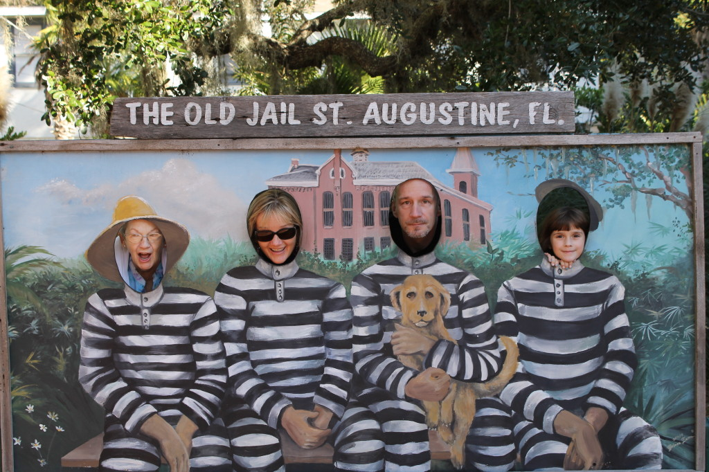 Old Jail in St. Augustine