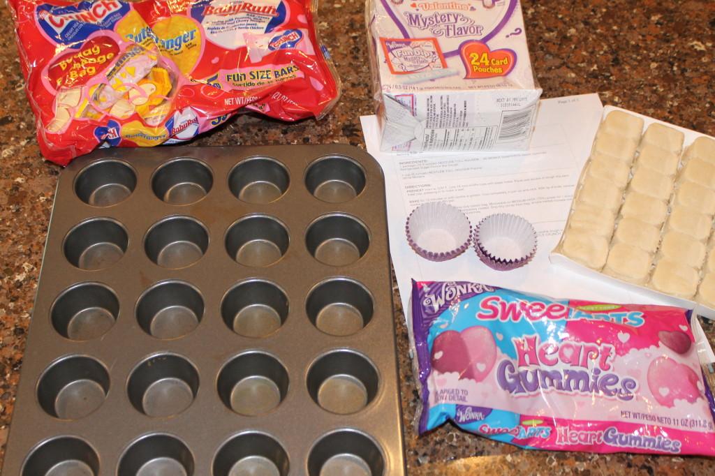 Nestle Valentines Treats