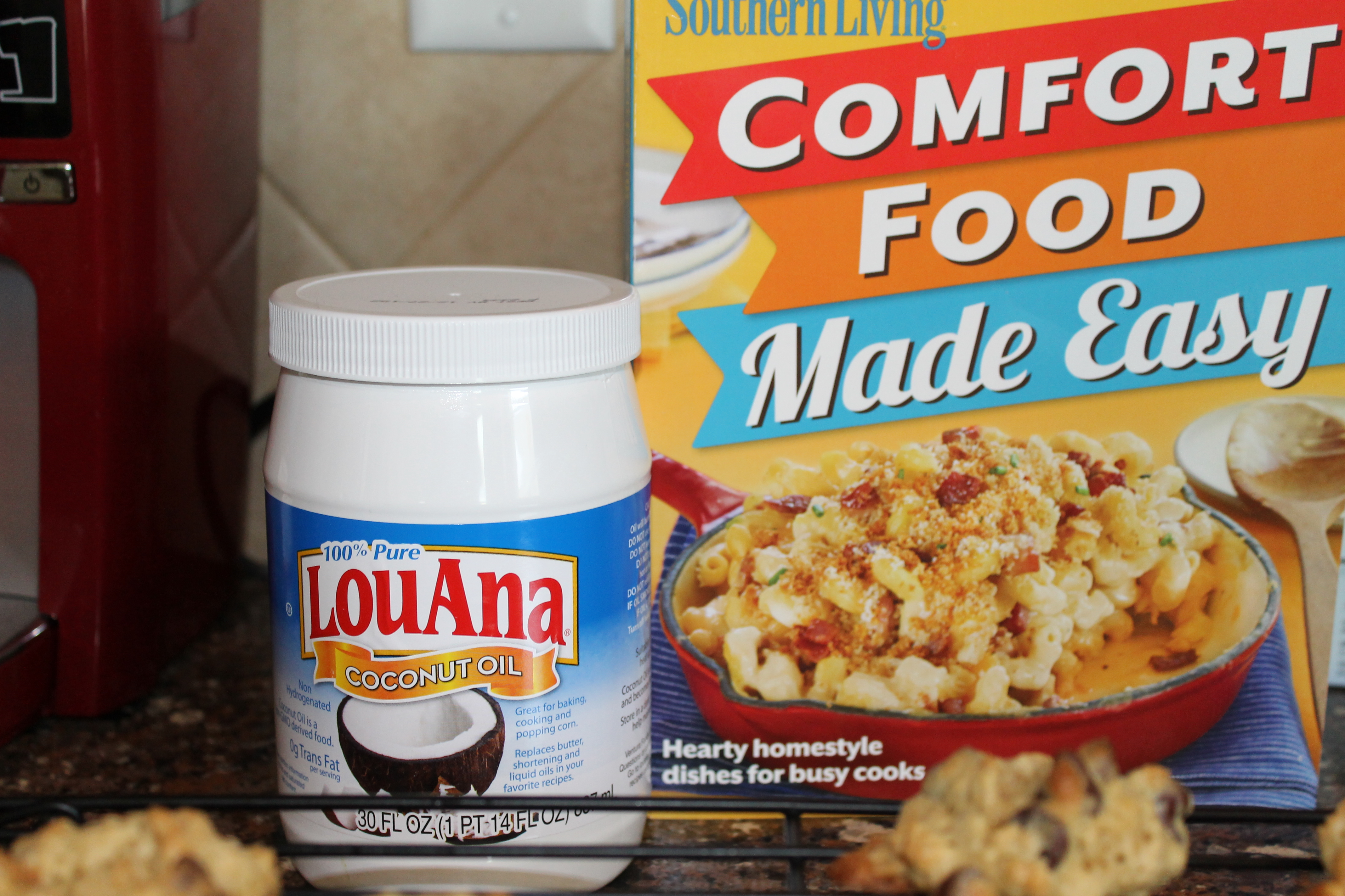 Southern living comfort food made easy would you like this cookbook and a jar of louanas coconut oil see details below forumfinder Choice Image