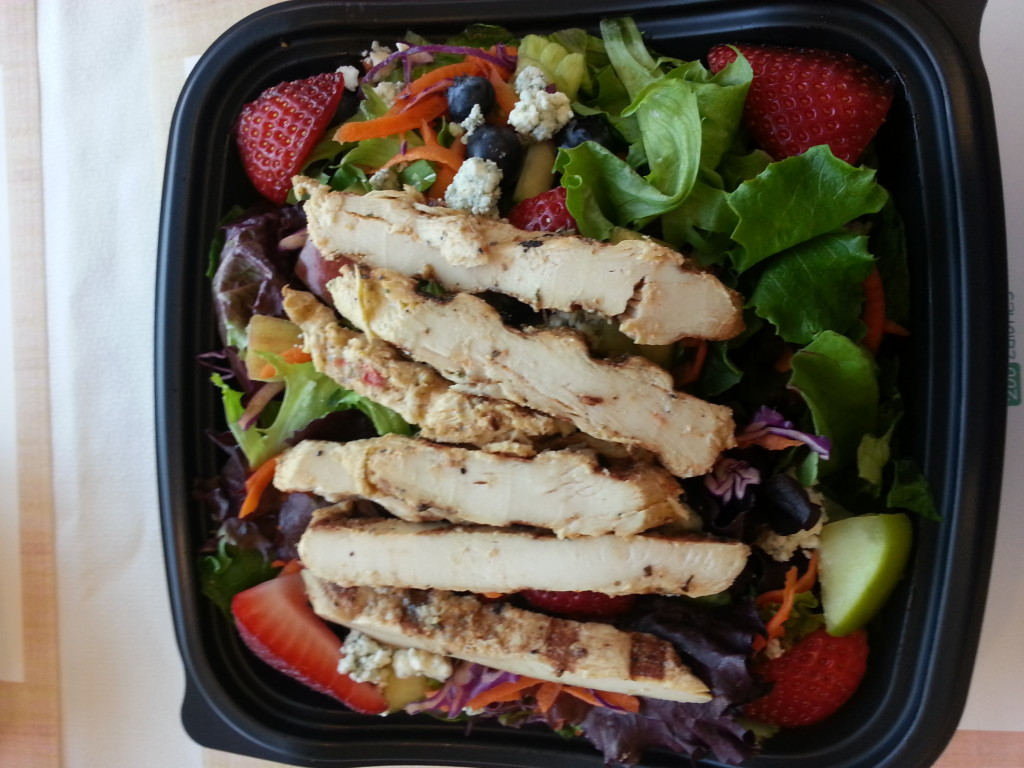 Market Grilled Chicken Salad