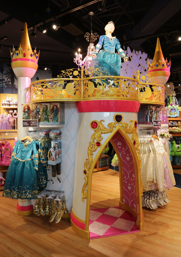 Disney Store's Grand Opening At Miami International Mall