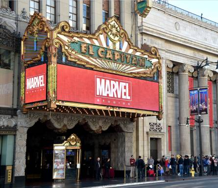 Marvel Announcment