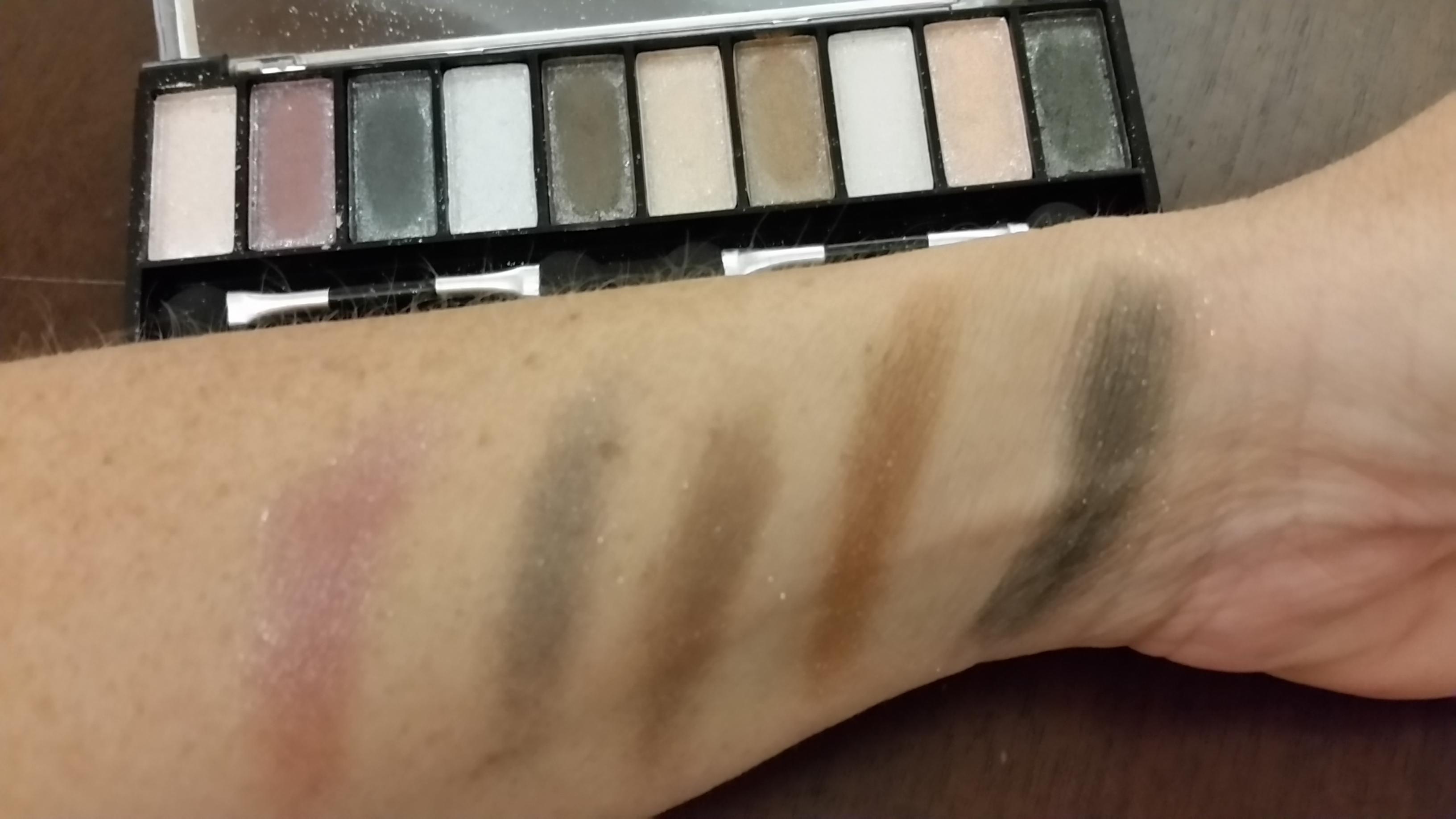 Hard Candy Cosmetics Eyeshadow 20150416 173042