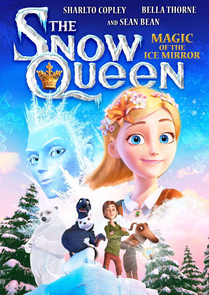 The Snow Queen Magic of the Ice Mirror_Art