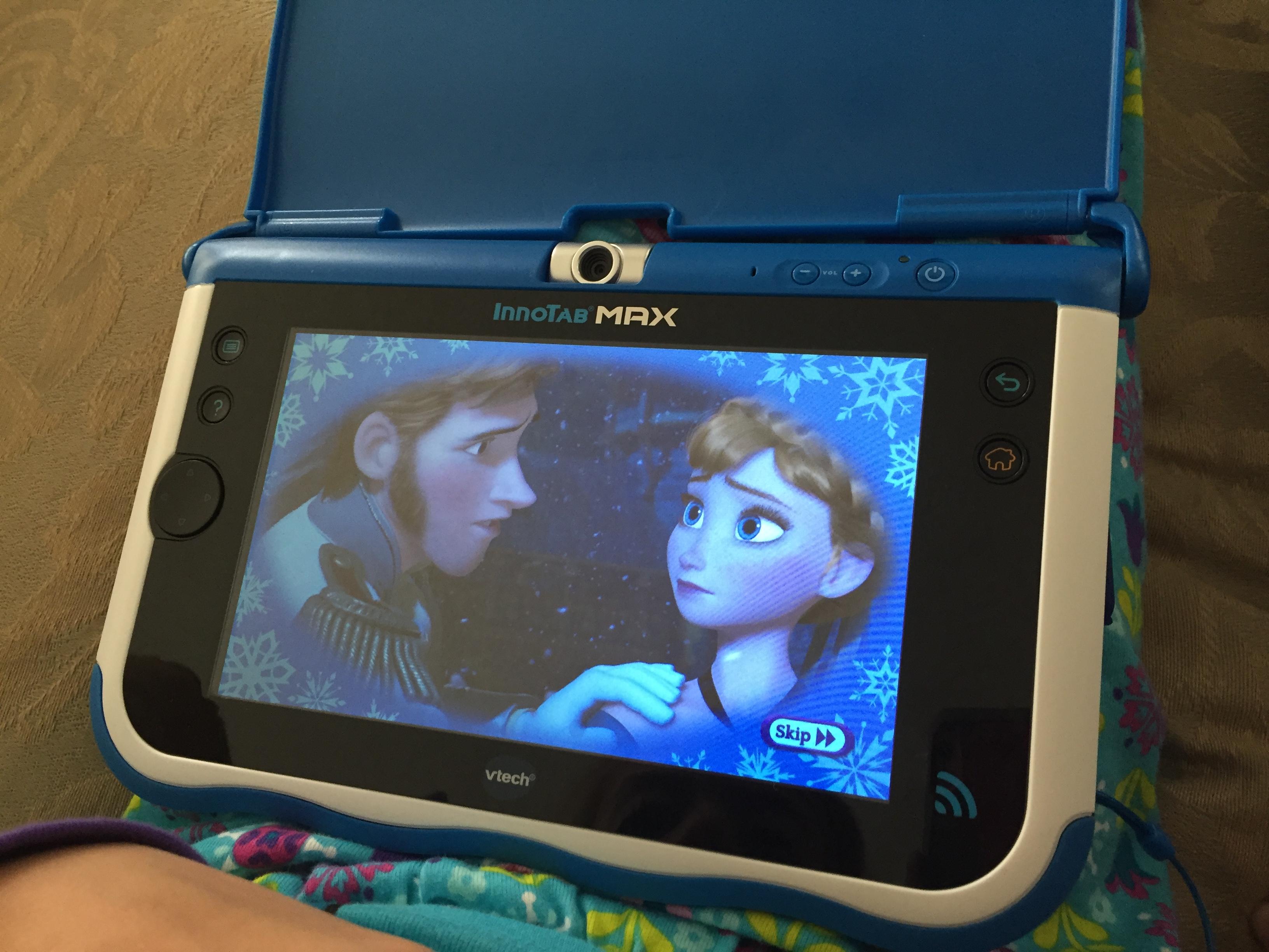 VTech InnoTab® Disney Frozen and InnoTab® Miles from Tomorrowland ... 48b3ec5b1b82f