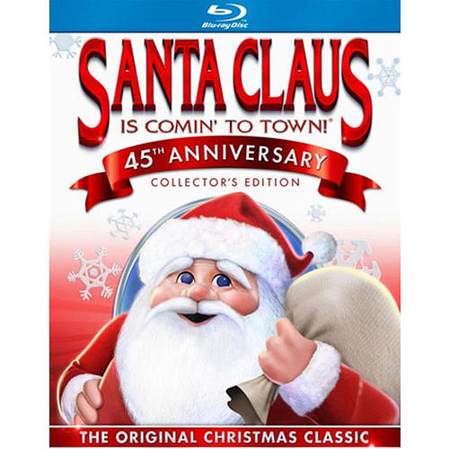 santa claus is coming to ptru1 22972714dt - Christmas Classics Dvd