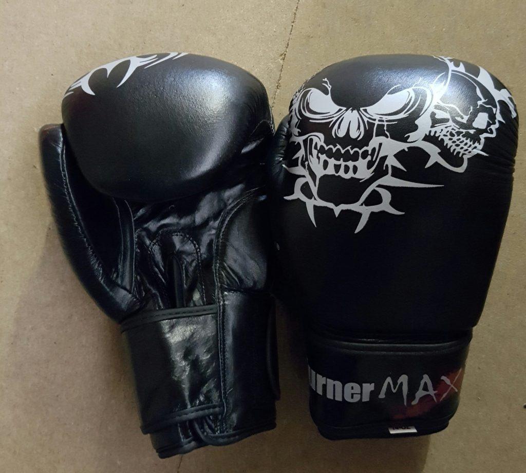 TurnerMAX Boxing Inner Gloves Hand Bandages Muay Thai Fist Training MMA