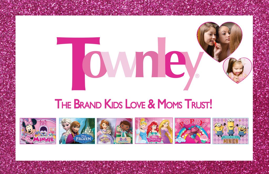 Your Daughter will Sparkle and Shine with Townley Girl