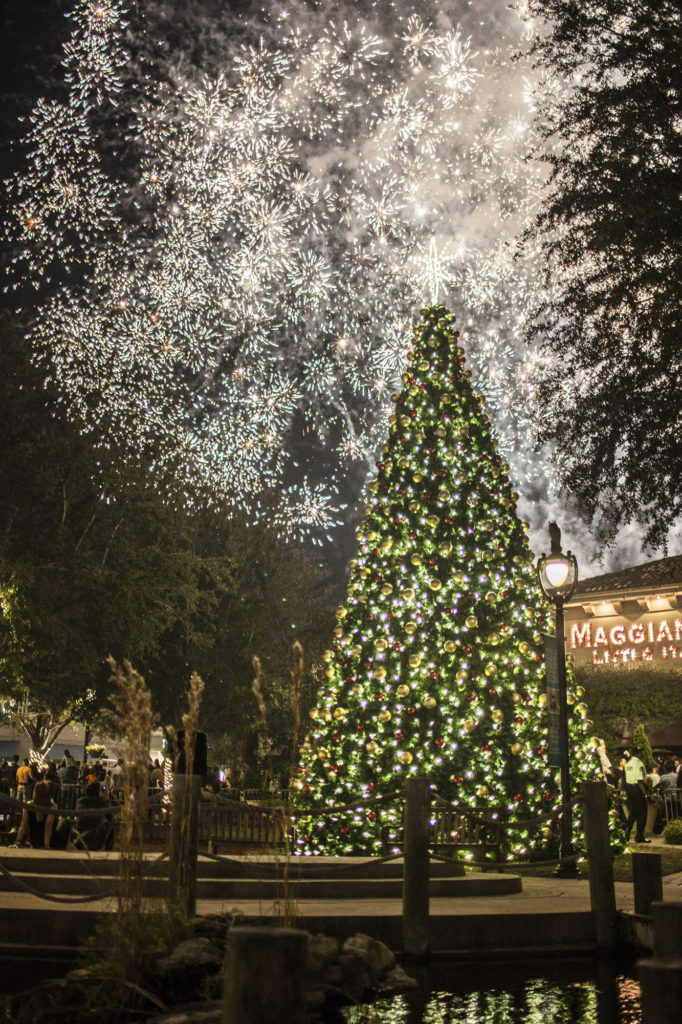 Holiday Spectacular, photo courtesy St. Johns Town Center