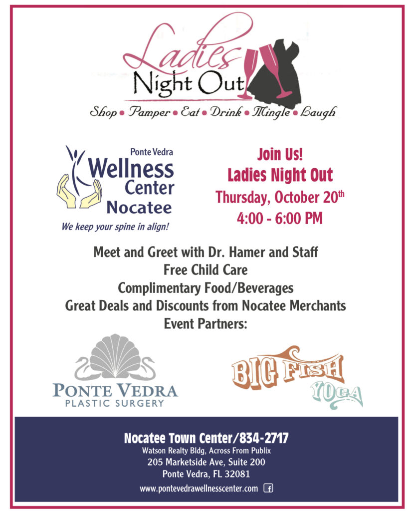 LadiesNightOut Flyer8x10