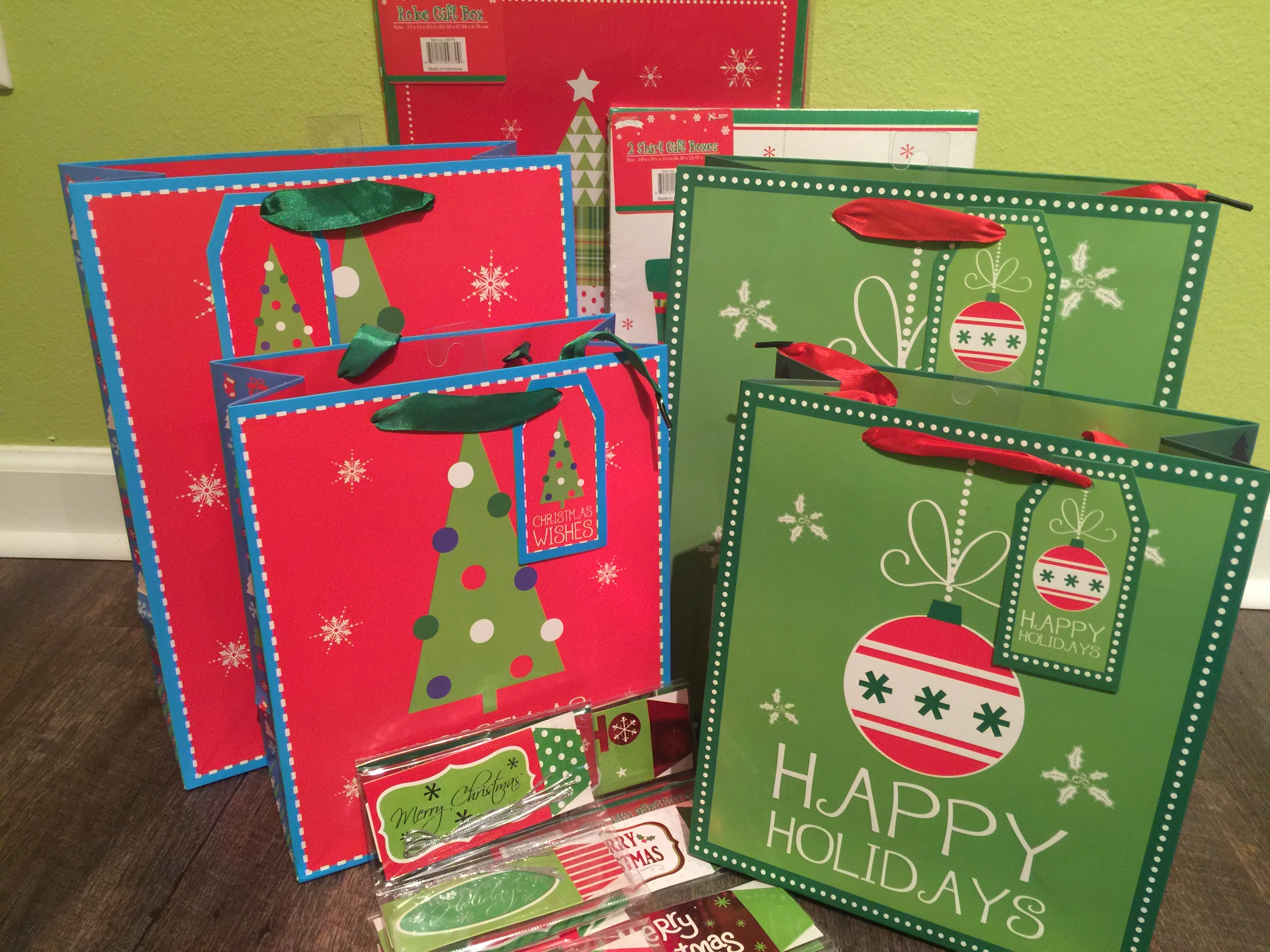 christmas gift wrap sets from zippkids amazon store review - Amazon Christmas Gift