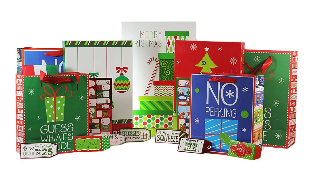 Christmas Gift Wrap Sets From Zippkids Amazon Store Review