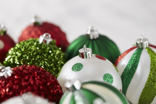 deck the halls 4 ways to upcycle old christmas decorations